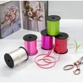 Polypropylene gift and balloon curling ribbon