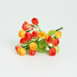 Artificial flowers bouqet 20cm