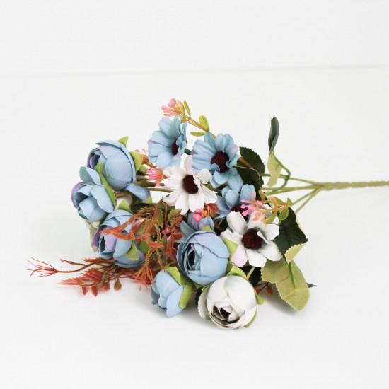 Artificial flowers bouqet 30cm
