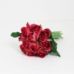 Artificial flowers bouqet 23cm