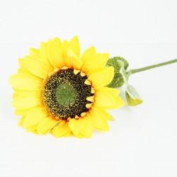 Artificial flower SUNFLOWER 55cm