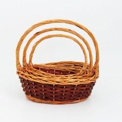 Basket set 3pcs