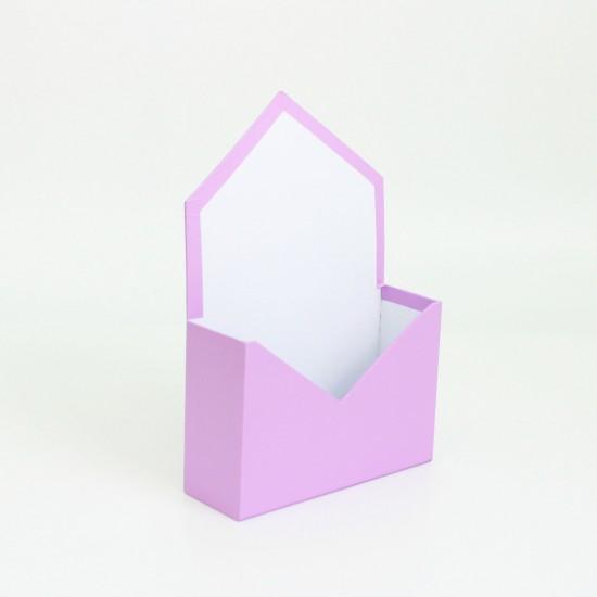 Flower box 1pcs, violet