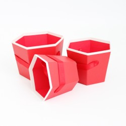 Boxes set 3pcs