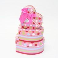 Gift boxes set 3pcs
