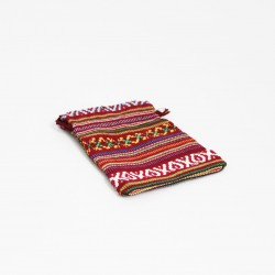 Fabric gift bag 9x13cm