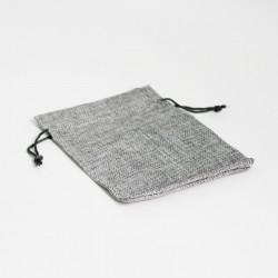 Fabric gift bag 12x17cm