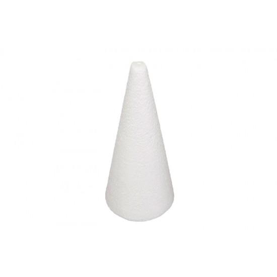 Polystyrene cone h-26cm