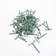 Corsage clips 4,5cm 100pcs