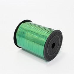 Polypropylene balloon curling ribbon SHINE 5mm/500m, green