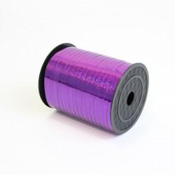 Polypropylene balloon curling ribbon SHINE 5mm/500m,  dark velvet