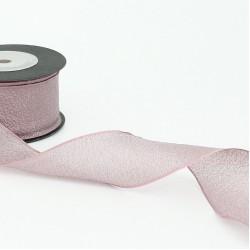 Ribbon WEDDING 4cm/25m, violet