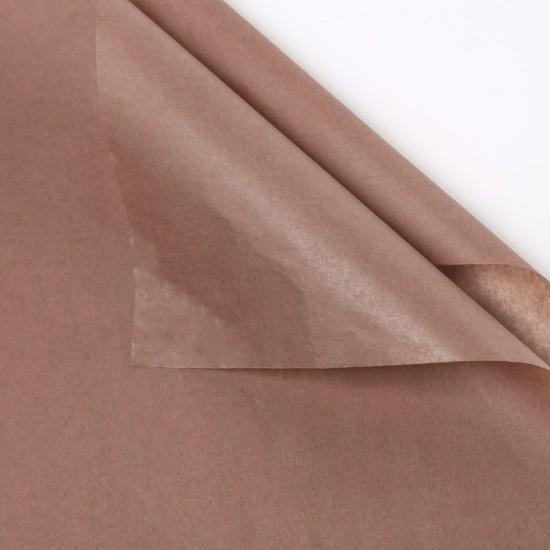 Tissue paper BROWN 50x70cm, 40pcs