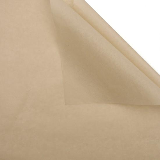 Tissue paper MILKY TEA 50x70cm, 40pcs