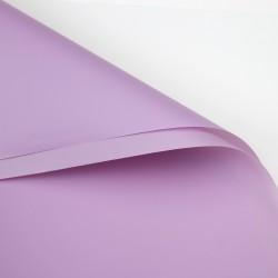Waterproof flower film BASIC Lavender 20sheets