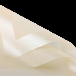 Waterproof flower film ROMANTIC 20sheets , beige-yellow